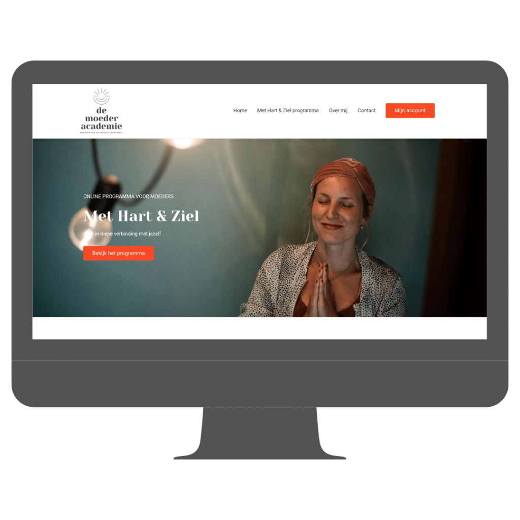 Cursus eigen WordPress website maken
