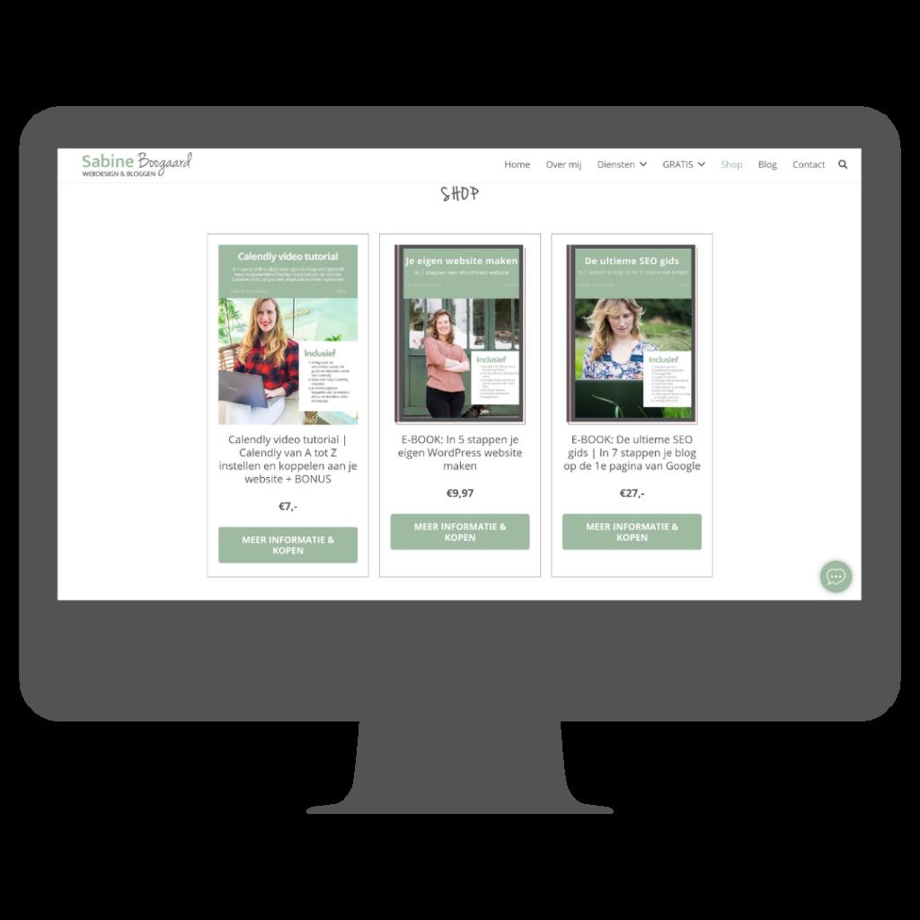 Productfoto's maken met Canva